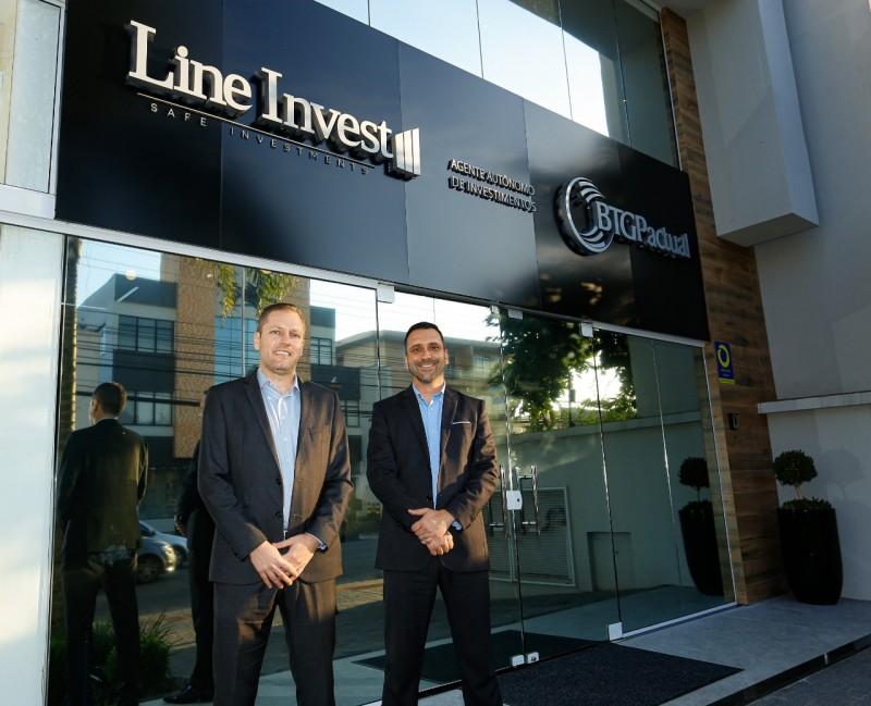 Sobre a Line Invest